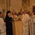 Ηχηρό μήνυμα του Οικ. Πατριάρχη από τον Άγιο Νικόλαο στο Μπάρι