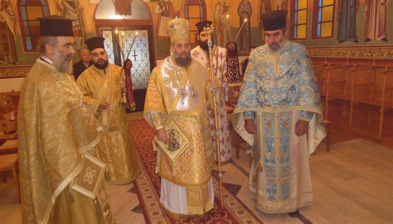 Εορτή Οσίου Σάββα του Ηγιασμένου στην Ι. Μ. Θεσσαλιώτιδος (ΦΩΤΟ)