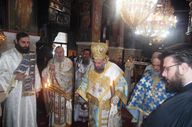 Εορτή Αγίου Νικολάου στο Μαυρομμάτι Θεσσαλιώτιδος (ΦΩΤΟ)