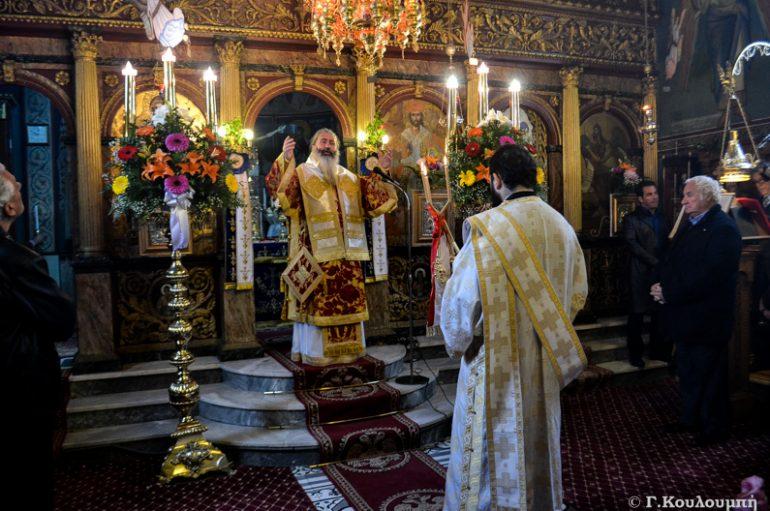 Λαμπρός εορτασμός του Αγίου Νικολάου στο Αργοστόλι (ΦΩΤΟ)