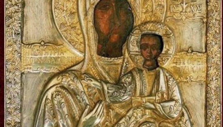 Η Τρίπολη θα υποδεχθεί την Παναγία του Βουλκάνου