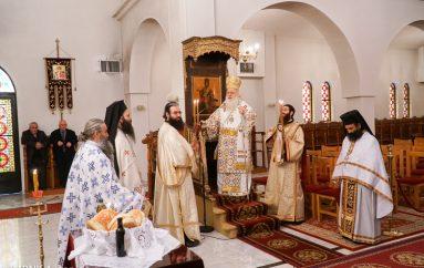 Η εορτή του Αγίου Σπυρίδωνος στην Κουλούρα Ημαθίας (ΦΩΤΟ)