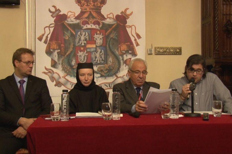Μετάφραση των έργων του Αγ. Νεοφύτου του Εγκλείστου στη Ρουμανική γλώσσα (ΦΩΤΟ)