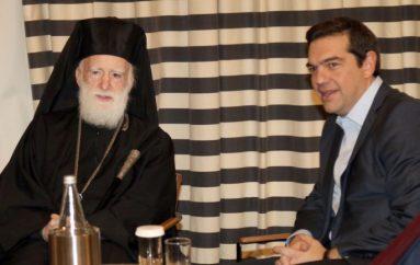 Συνάντηση Αρχιεπισκόπου Κρήτης με τον Πρωθυπουργό της Ελλάδος