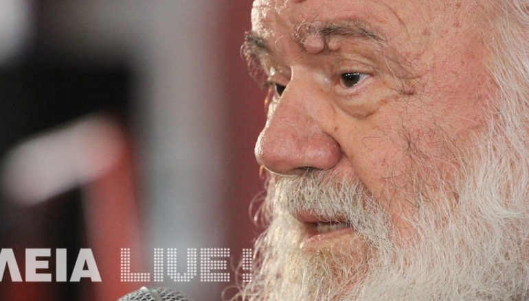 Συντάραξε η ομιλία του Αρχιεπισκόπου Αθηνών για τη φτώχεια (ΦΩΤΟ-ΒΙΝΤΕΟ)