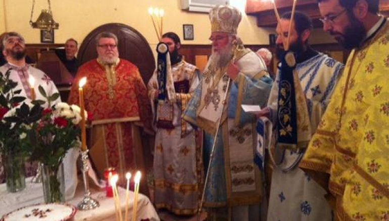 Η εορτή του Αγίου Ανδρέα στην Ι.Μ. Κερκύρας (ΦΩΤΟ)