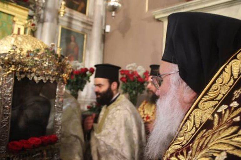 Ξεκίνησαν οι εκδηλώσεις για τον Πολιούχο της Κέρκυρας Άγιο Σπυρίδωνα (ΦΩΤΟ)