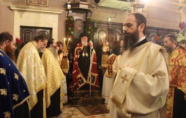 Ο Αρχιεπίσκοπος Ιερώνυμος στον εσπερινό του Αγίου Σπυρίδωνα στην Κέρκυρα (ΦΩΤΟ)