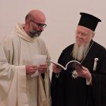 Ο Οικουμενικός Πατριάρχης σε μετόχι της Μονής Bose (ΦΩΤΟ)