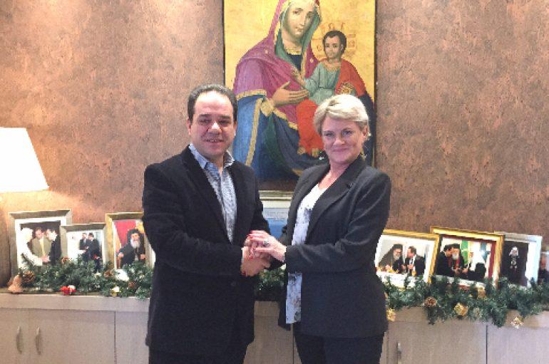Συμμαχία του Norwegian Church Aid-NCA με την «ΑΠΟΣΤΟΛΗ» (ΦΩΤΟ)