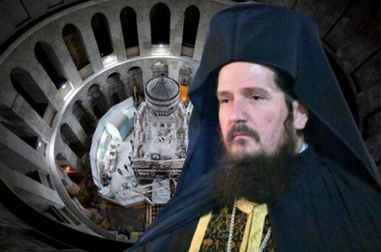 π. Αχίλλιος Τσούτσουρας: «Είναι ζωντανός ο Πανάγιος Τάφος»