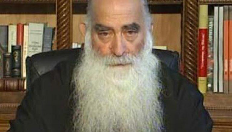 Μητροπολίτης Σιατίστης: «Αρχή άνδρα δείκνυσι»