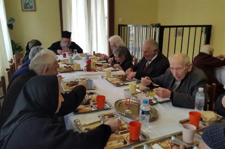 Ιδρύματα των Γρεβενών επισκέφθηκε ο οικείος Μητροπολίτης Δαβίδ (ΦΩΤΟ)