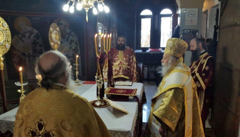 Η εορτή της Συνάξεως της Θεοτόκου στην Ι. Μ. Γρεβενών (ΦΩΤΟ)