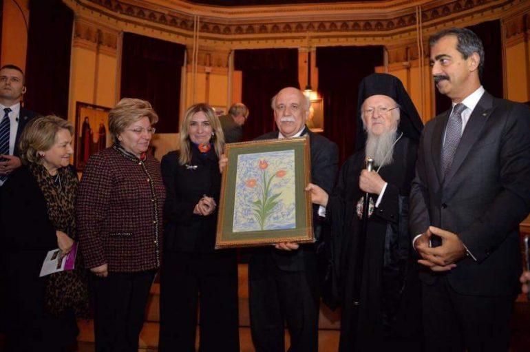 """Εκδήλωση για την Εκκλησία """"Βλαχ Σαράι"""" στην Μεγάλη του Γένους Σχολή (ΦΩΤΟ)"""