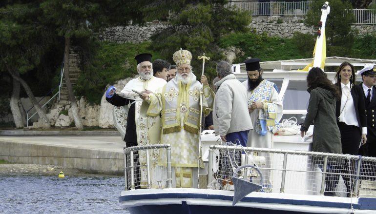 Η εορτή των Θεοφανείων στο Άστρος Κυνουρίας (ΦΩΤΟ)