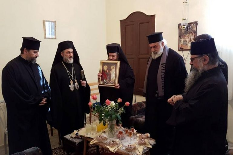 Η εορτή της Προσκύνησης της Αλύσεως του Αποστόλου Πέτρου στα Ιεροσόλυμα (ΦΩΤΟ)