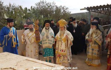 Η εορτή του Αγίου Θεοδοσίου του Κοινοβιάρχου στο Πατριαρχείο Ιεροσολύμων (ΦΩΤΟ-ΒΙΝΤΕΟ)