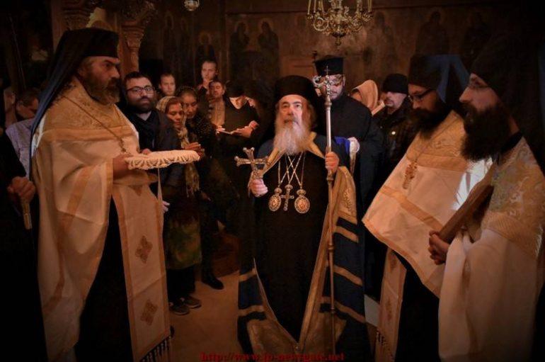 Η εορτή των Αγίων Ιωάννου και Γεωργίου των Χοζεβιτών (ΦΩΤΟ – ΒΙΝΤΕΟ)