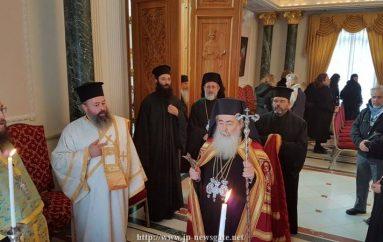 Η εορτή της Συνάξεως της Θεοτόκου στο Πατριαρχείο Ιεροσολύμων (ΦΩΤΟ)