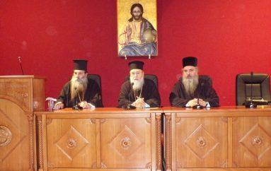 Ομιλία του Μητροπολίτη Πειραιώς για το μάθημα των θρησκευτικών (ΦΩΤΟ)
