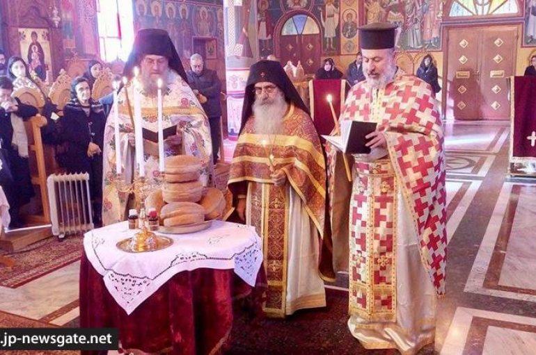 Η εορτή Συνάξεως της Θεοτόκου στο χωριό των Ποιμένων (ΦΩΤΟ)