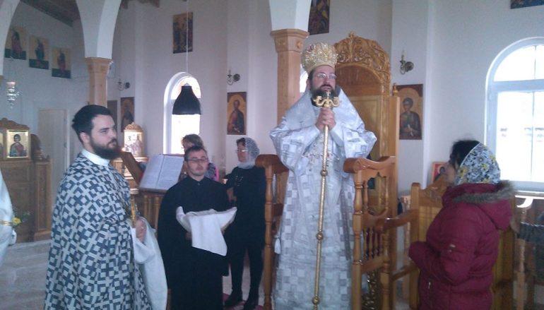 Ο Αρχιεπίσκοπος Τελμησσού στην Alanya της Μικράς Ασίας (ΦΩΤΟ)