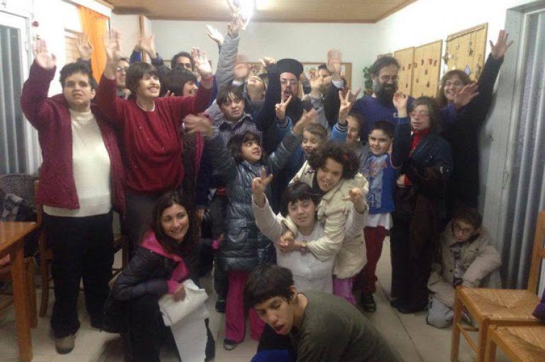 Κατηχητική Σύναξη των παιδιών του ΚΑΑΠ Βούλας με παιδιά του Ιδρύματος Κόκκορη (ΦΩΤΟ)