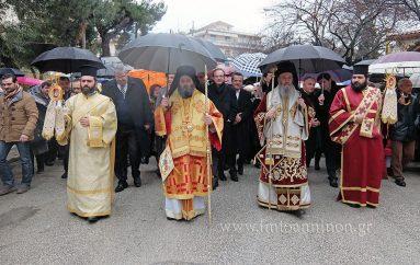 Τα Ιωάννινα τίμησαν τον Πολιούχο τους Νεομάρτυρα Γεώργιο (ΦΩΤΟ)
