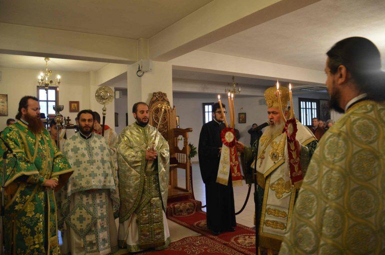 Αρχιερατική Θεία Λειτουργία στον Ι.Ν. Αγίου Σεραφείμ Σαρώφ στην Ευξεινούπολη (ΦΩΤΟ-ΒΙΝΤΕΟ)