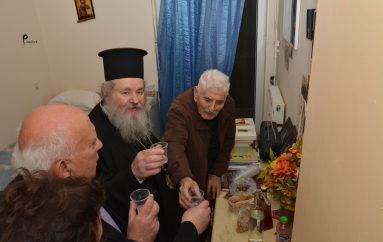 Κυδωνίας Δαμασκηνός: «Στους ηλικιωμένους χρωστάμε πολλά» (ΦΩΤΟ)