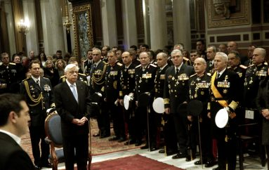Δοξολογία για τη νέα χρονιά στο Ι. Μητροπολιτικό Ναό Αθηνών (ΦΩΤΟ)