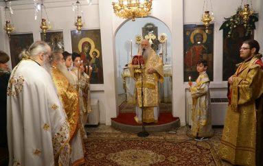 Αρχιερατική Θ. Λειτουργία στον Ι. Ναό Αγίου Σπυρίδωνος Βέροιας (ΦΩΤΟ)