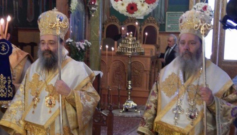 Η εορτή του Αγίου Γρηγορίου του Θεολόγου στην Ι. Μ. Πατρών (ΦΩΤΟ)