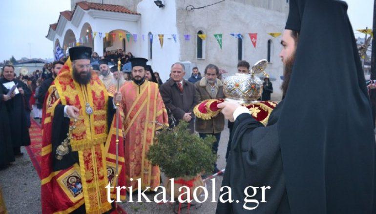Υποδοχή λειψάνου του Αγίου Γρηγορίου στο Γαρδικάκι (ΦΩΤΟ)