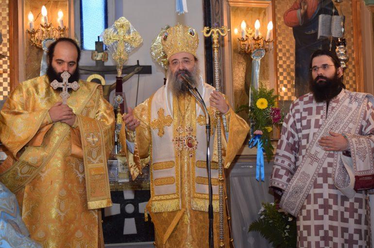H εορτή του Τιμίου Προδρόμου Ιωάννη στην Ι. Μ. Πατρών (ΦΩΤΟ)