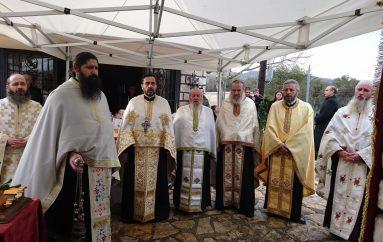 Η εορτή του Αγίου Αθανασίου στην Λεπενού Αιτωλοακαρνανίας (ΦΩΤΟ)