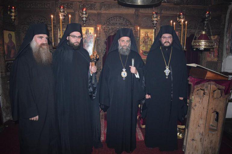 Κουρά νέου Μοναχού στην Ι. Μ. Θεσσαλιώτιδος (ΦΩΤΟ)