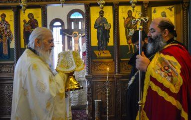 Η εορτή του Αγίου Αντωνίου στην Ι. Μ. Λαγκαδά (ΦΩΤΟ)