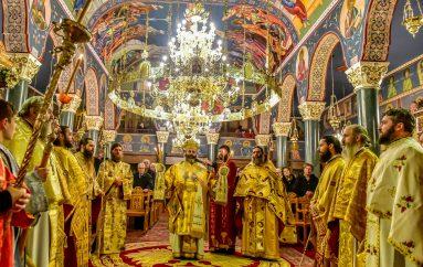 Η εορτή του Αγίου Αθανασίου του Μεγάλου στην Ι. Μ. Λαγκαδά (ΦΩΤΟ)