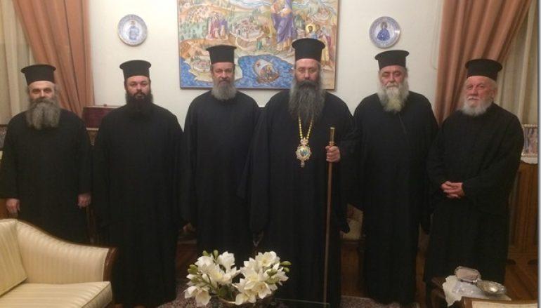 Το νέο Δ.Σ. του Συνδέσμου Κληρικών της Ι. Μ. Κίτρους