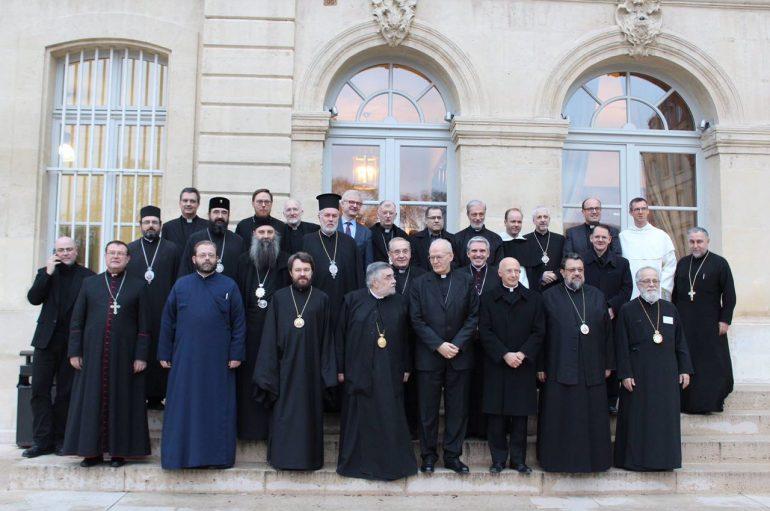 Ολοκληρώθηκαν οι εργασίες του Ευρωπαϊκού Φόρουμ Ορθοδόξων και Καθολικών (ΦΩΤΟ)
