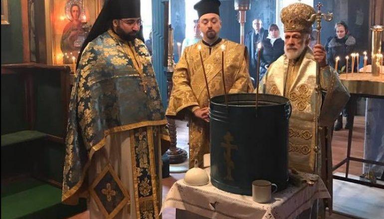 Τα Θεοφάνεια στο Karaköy της Πόλης για τους σλαβόφωνους (ΦΩΤΟ)