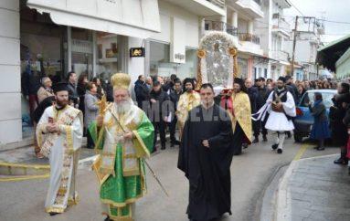 Η Ιστιαία πανηγύρισε τον πολιούχο της Άγιο Αθανάσιο (ΦΩΤΟ)