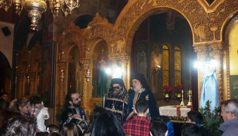 Η εορτή της Αγίας Οικογένειας του Μεγ. Βασιλείου στη Ν.Φιλαδέλφεια (ΦΩΤΟ)