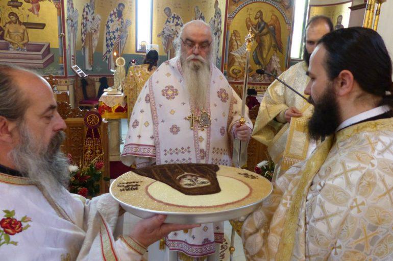 Τον Άγιο Νικηφόρο τον Λεπρό εόρτασε η Μητρόπολη Καστορίας (ΦΩΤΟ)