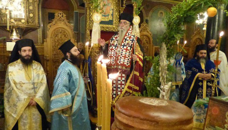 Ο Εσπερινός των Θεοφανείων στην Καστοριά (ΦΩΤΟ)