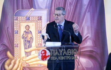 Ομιλία του Κωνσταντίνου Χολέβα στη Βέροια (ΦΩΤΟ)