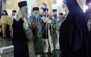 Υποδοχή Ιερών Λειψάνων στην Ι. Μ. Χαλκίδος (ΦΩΤΟ)