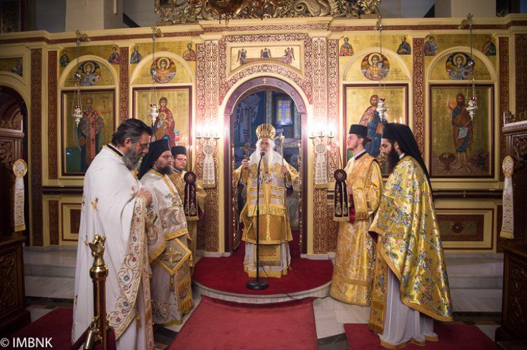 Πανηγύρισε η Ιερά Μονή Αγίου Αθανασίου Σφηνίτσης Ημαθίας (ΦΩΤΟ)